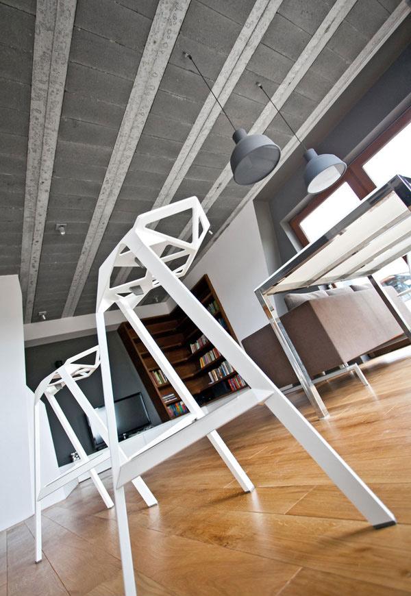chaises personnalisées