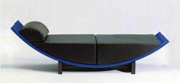 Conceptions de chaises longues