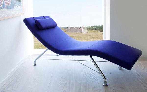 chaise longue sensuelle