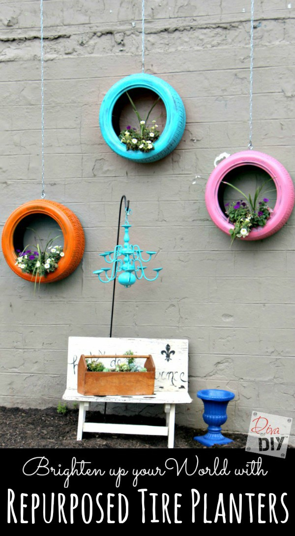 15 superbes idées de jardinières que vous pouvez faire à partir d'articles de tous les jours