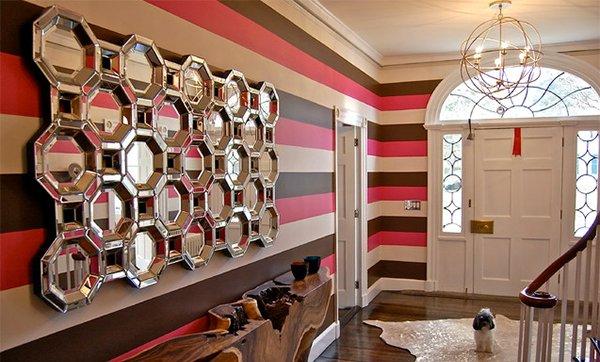 Miroirs d'axe