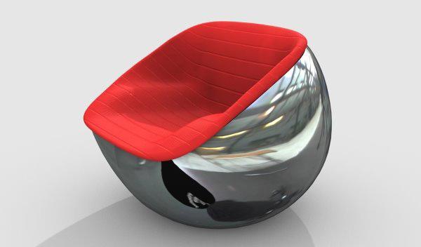 Conceptions de chaises modernes