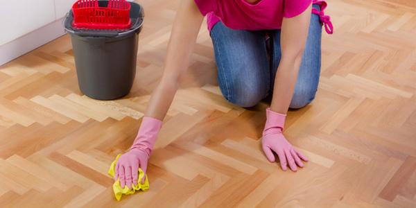 Nettoyez votre maison