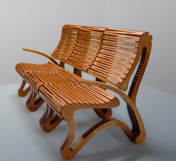 système de chaise modulaire
