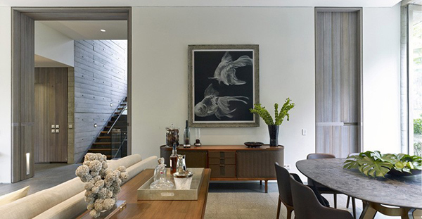 meubles de design d'intérieur