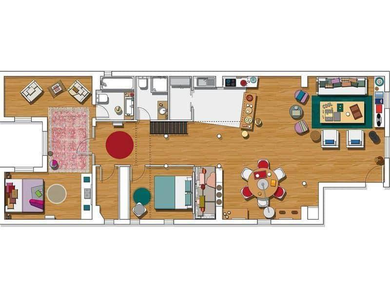 Loft multifonctionnel-Christine Leja-13-1 Kindesign