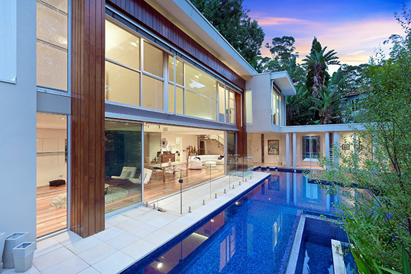 La maison Wahroonga