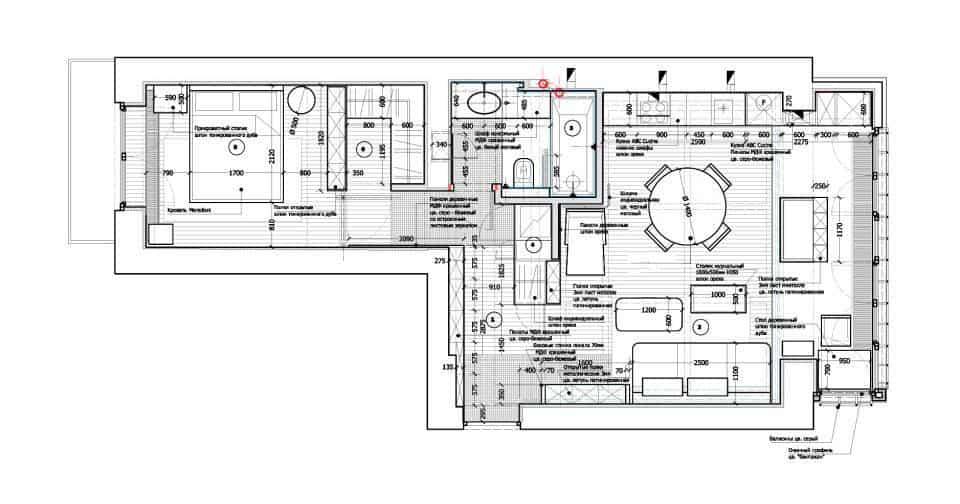 Appartement Contemporain Intérieur-Olga Akulova-16-1 Kindesign