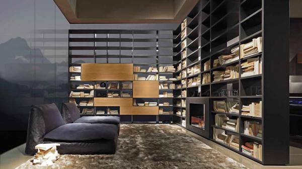 Les meubles de Presotto Italia