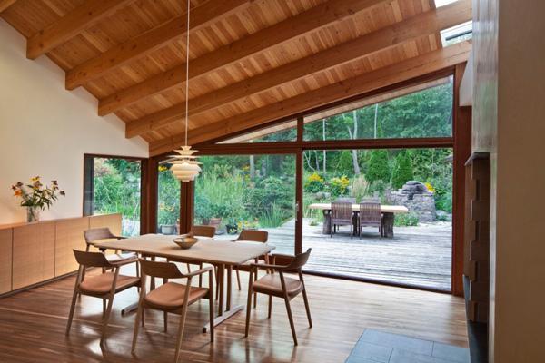 ensemble de salle à manger en bois