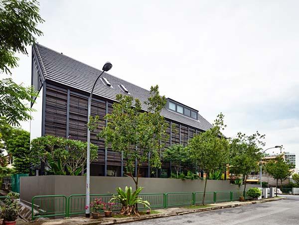 Maison Terrasse Faber