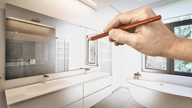 5 façons simples de rendre une salle de bain plus confortable et accueillante - conseils, douche, rénovation, salle de bain