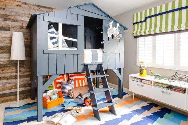 Des idées de rénovation de chambre d'enfant incroyables qui réaliseront les rêves de votre enfant - princesse, chambre d'enfant