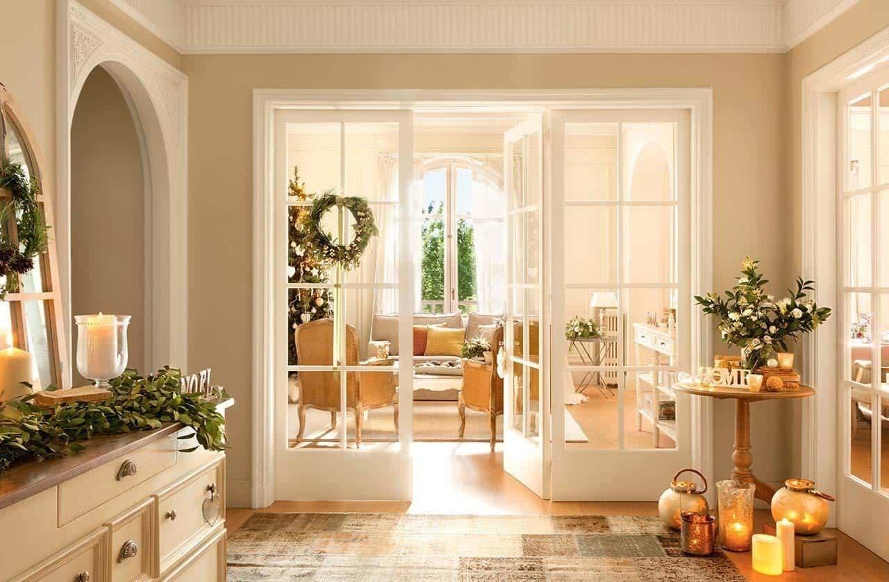 Maison décorée de Noël-00-01 Kindesign