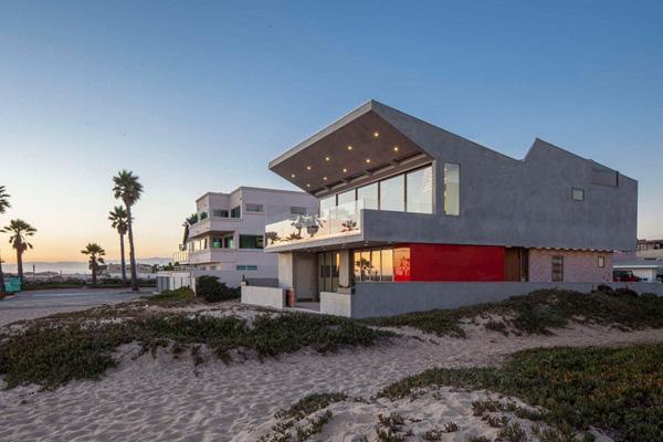 Maison de plage Silver Strand