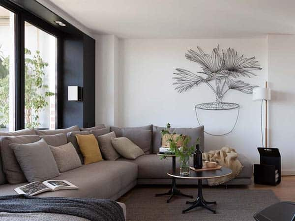 Moderne-Appartement-Intérieur-YLAB Architects-02-1 Kindesign