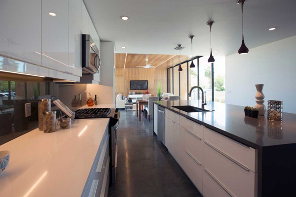 appareils de cuisine modernes