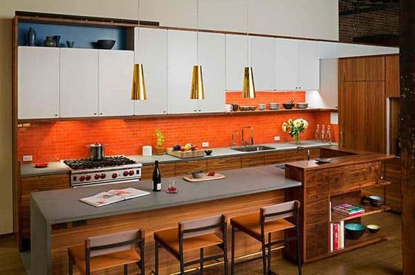Tribeca Loft-Andrew Franz Architect-02-1 Kindesign