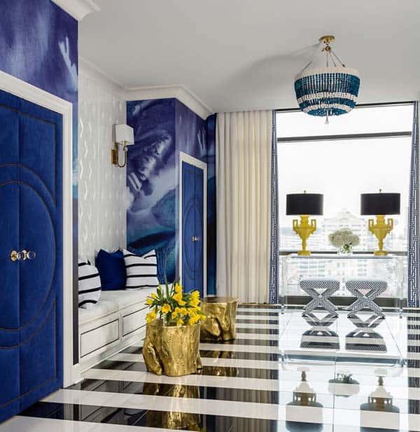 Riverside Penthouse-Tobi Fairley Interior Design-02-1 Kindesign
