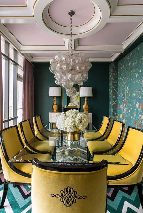 Riverside Penthouse-Tobi Fairley Interior Design-07-1 Kindesign