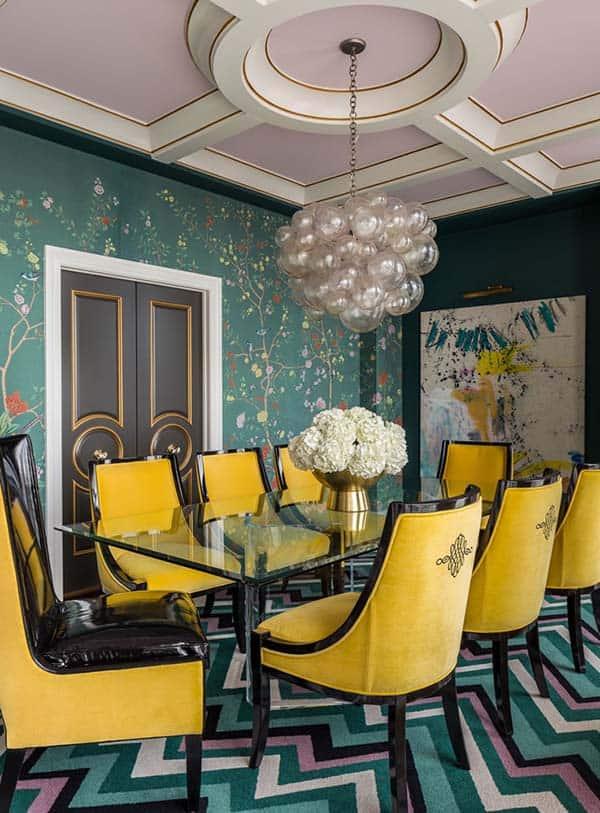 Riverside Penthouse-Tobi Fairley Interior Design-09-1 Kindesign