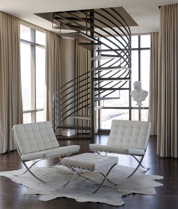 Riverside Penthouse-Tobi Fairley Interior Design-16-1 Kindesign