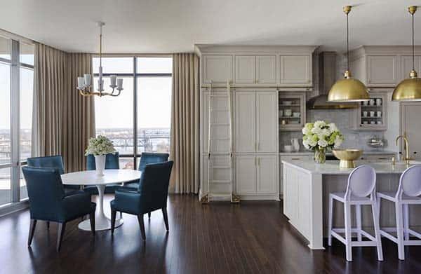 Riverside Penthouse-Tobi Fairley Interior Design-14-1 Kindesign
