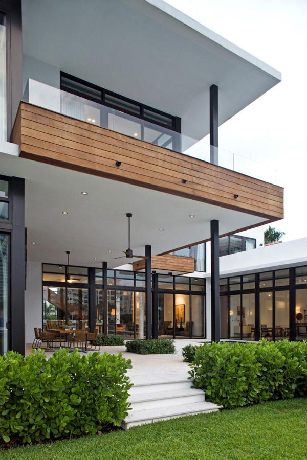 Conception de maison moderne