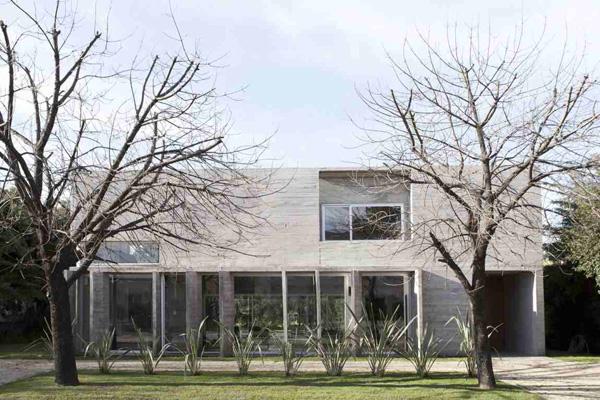 Design distinctif de la maison