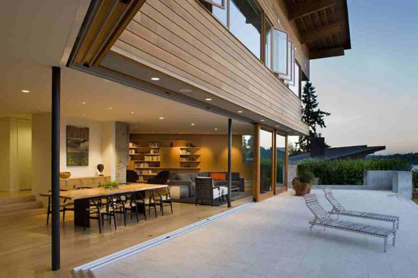 conception de terrasse