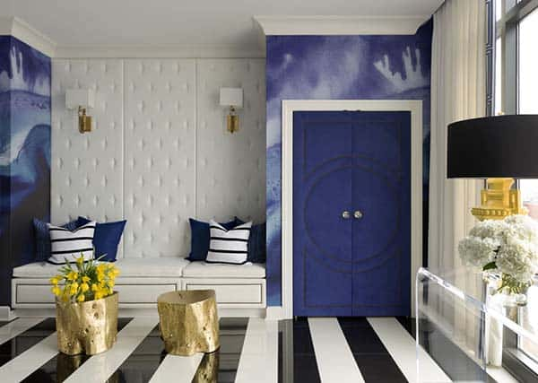 Riverside Penthouse-Tobi Fairley Interior Design-01-1 Kindesign